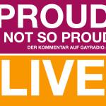 PROUD/NOT SO PROUD | LIVE | MAI 2015