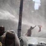 Tränengas und Gummigeschosse gegen Istanbul Pride